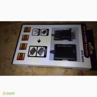 Конвертер VGA+audio в HDMI (адаптер папаVGA - папаHDMI)