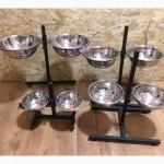 Миска для собак на штативе 3.5 литра