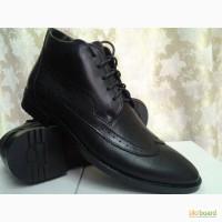 Классически мужские зимние ботинки FARO СКИДКА