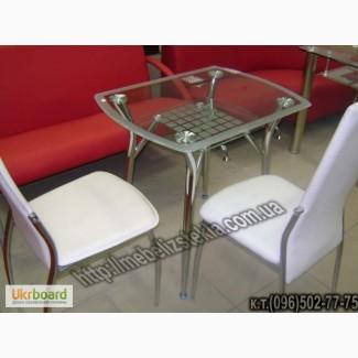 Кухонные, обеденные, журнальные столы, тумбы подTV.Мебель из стекла.Стулья