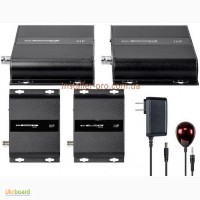 SDI удлинитель по Cat6 с ИК до 120 м BP16227 AV Monoprice