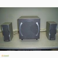 Продам акустику (колонки) 2.1 Edifier X600, стерео + сабвуфер