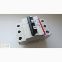 Продам автоматический выключатель АВВ S203-C6