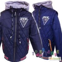 Куртка-жилетка для мальчика Wkassport