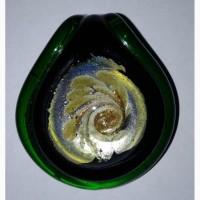 Оригинальный кулон роза