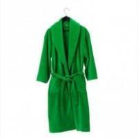 Халат кyпальный зеленый S/M Njuta Ньюта Икеа