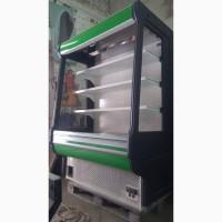 Холодильная горка 1.40 м. COLD бу. купить регал б/у