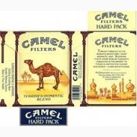 Табак. Табачная смесь Camel