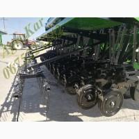Зерновая механическая сеялка Great Plains CPH1500 4, 5 метра