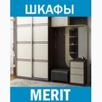 Мебель на заказ, гардеробные и встроенные шкафы купе