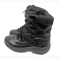 Ботинки, берцы кожаные Reebok Stealth 8 SWAT (БЦ – 017) 47 - 48 размер