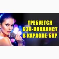 В Караоке-бар требуется бэк-вокалистка