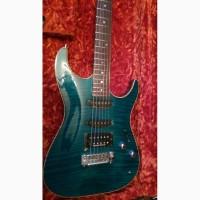 Fender Custom Shop Showmaster FMT Set Neck Aged Green 2000