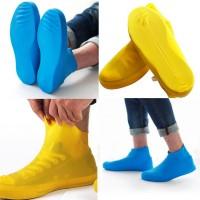 Чехлы для обуви водонепроницаемые - защитят вашу обувь в дождливую погоду