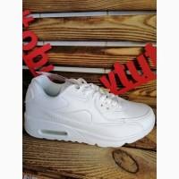 Новые женские кожаные белые кроссовки 36, 37, 38, 39, 40 Киев