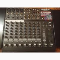 Мікшкрний пульт Mackie VLZ 1202-Pro.Made in USA. Soundcraft/Allen heatch/Alto/Behringer