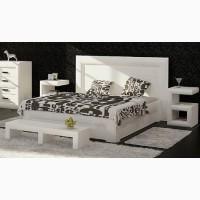 Дизайнерская спальня Магия чисел из массива дерева