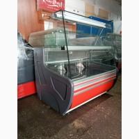 Кондитерская витрина холодильная Cold 1.22 м. б/у