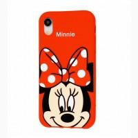 3д Чехол Микки маус красного цвета Silicone Slim picture iPhone 11