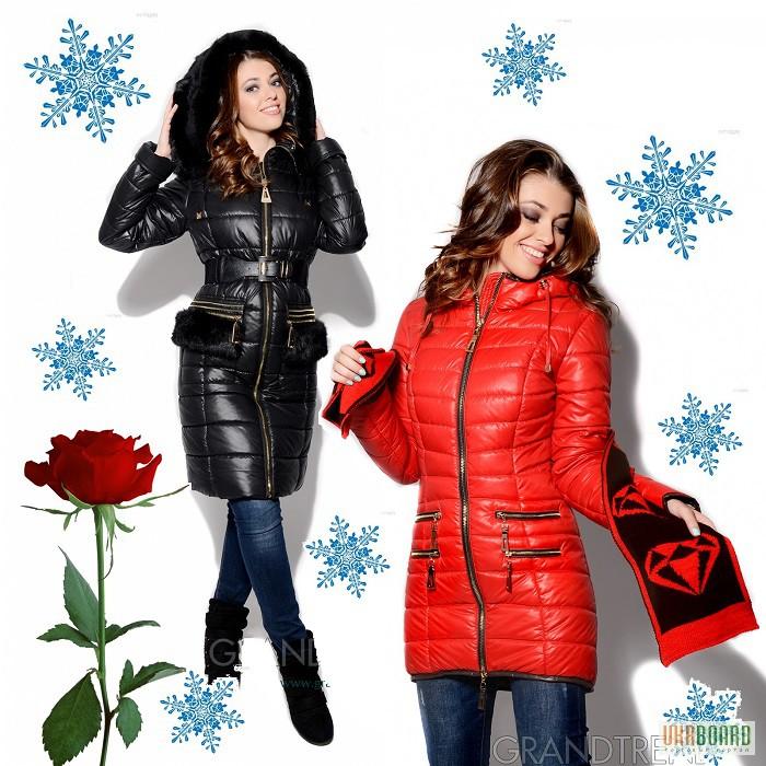 Зима Верхняя Женская Одежда