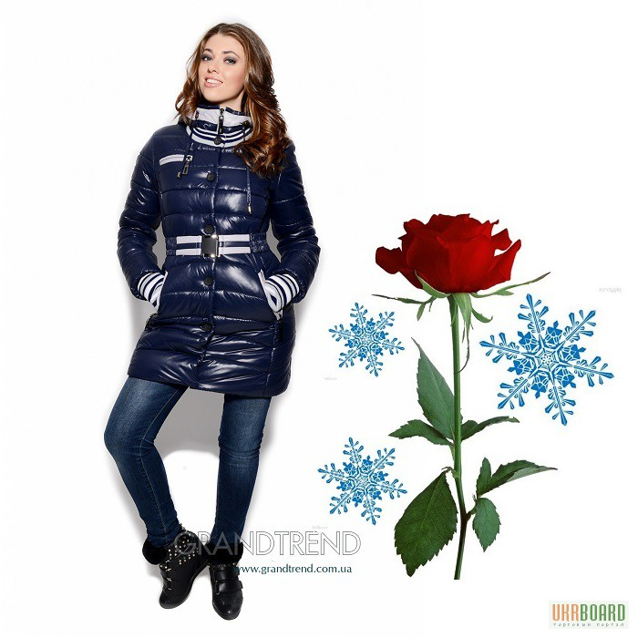Фото 4. Теплые женские зимние Куртки, Пальто, Пуховики - ОТ ПРОИЗВОДИТЕЛЯ