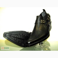 Etor Казаки туфли мужские кожаные.Стиль.Качество.