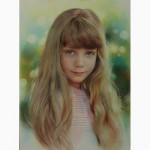 Нарисовать портрет с фотографии Киев