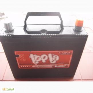 Продам автомобильный аккумулятор TOPLA