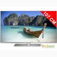 LG 42LB650V умный телевизор Европейского качества с гарантией 500 Гц, 3D, Smart TV, Wi-Fi