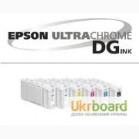 Текстильные чернила Epson UltraChrome DG для прямой печати на ткани
