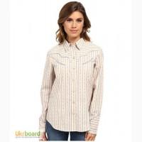Женская рубашка на кнопках, 100% хлопок, куплены в Америке
