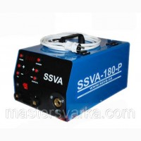 Cварочный инверторный полуавтомат SSVA 180 PT плюс аргон
