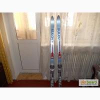 Продам лыжи горные