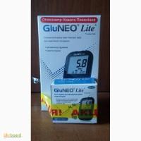 АКЦИЯ!Глюкометр GluNeo (ГлюНео) лайт+50 тест-полосок в подарок
