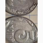 Брак монеты 5копійок 1992г.- раздвоение