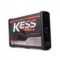 KESS V2 Master, FW 5.017