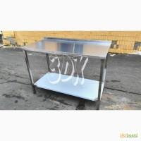Нержавеющие столы новые и бу
