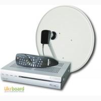 Спутниковое ТВ (без абон платы) ремонт, перепрошивка тюнеров. НD канал