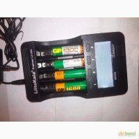 Зарядное устройство LiiToKala Lii-500 Ni/Li аккумуляторов 4 канала PowerBank