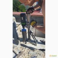 Алмазное сверление отверстий демонтаж резка бетона вырезка стен проемов демонтажные работы