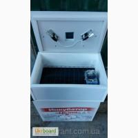 Инкубатор для яиц Цыпа ИБ-100 АЦ с автоматическим переворотом (цифровой терморегулятор)М