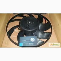 Вентилятор радиатора для VW Транспортер Фольксваген T4, T5, Кадди, Крафтер