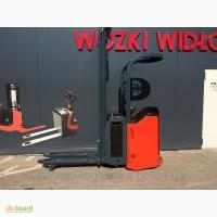 Штабелер электрический самоходный LINDE L 12 SP 1
