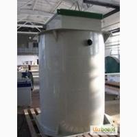Станция очистки бытовых сточных вод OA3ИC
