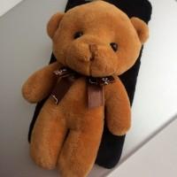 Чехол пластиковый с мишкой на iPhone 6/6S