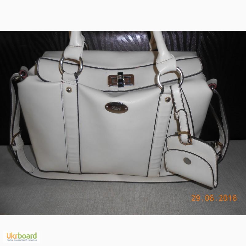 39fc7534c150 Продам сумку Chloe Хлое, б/у - купить сумку Chloe Хлое, Харьков ...