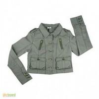 Женская ветровка в стиле милитари Vintage Military Jacket от Rothco
