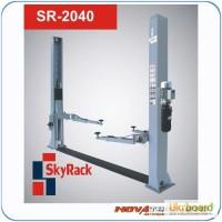 Подъемник двухстоечный 4т skyrack sr-2040
