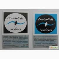 Купить Приманка (15 г) + Прикормка (15 г) для рыбы Double Fish (Дабл Фиш) оптом от 100 шт