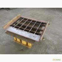 Пресс-форма для производства тротуарной плитки